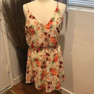 🌼🌼NWT Beautiful spring floral dress🌼🌼